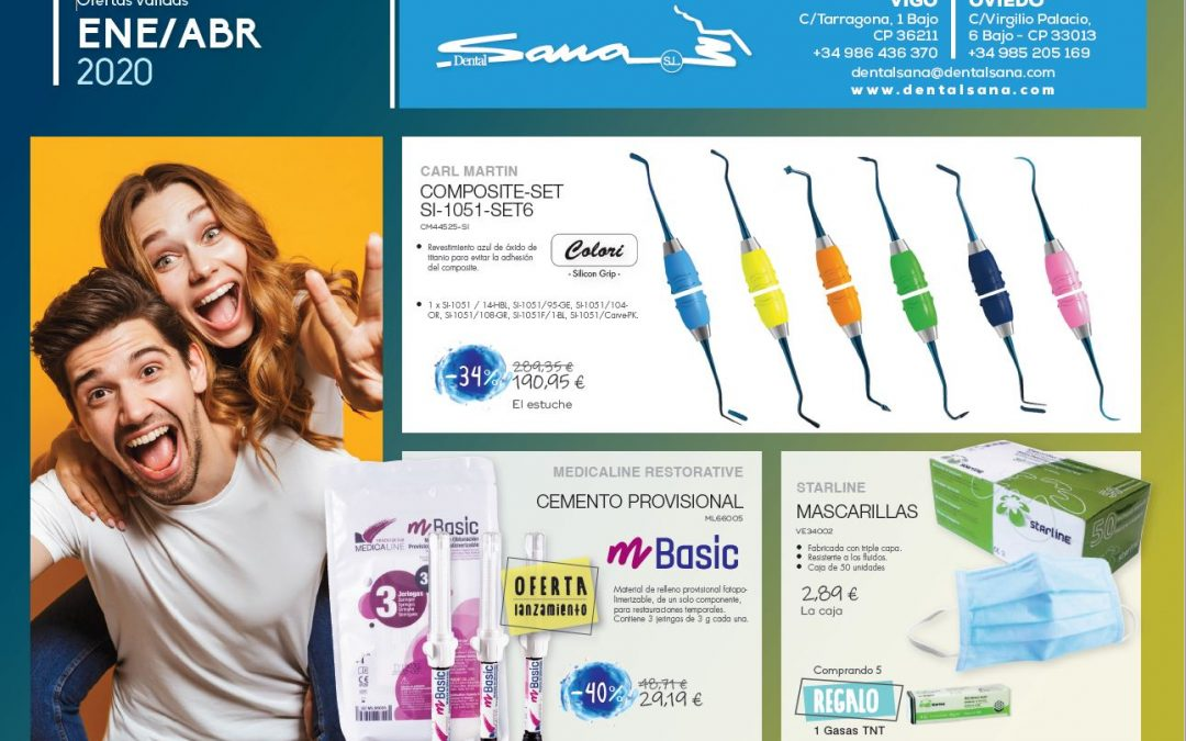 Catalogo consumo Enero/Abril